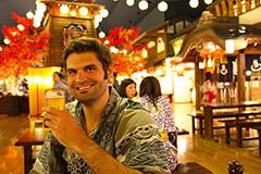 Relaxation à Odaiba