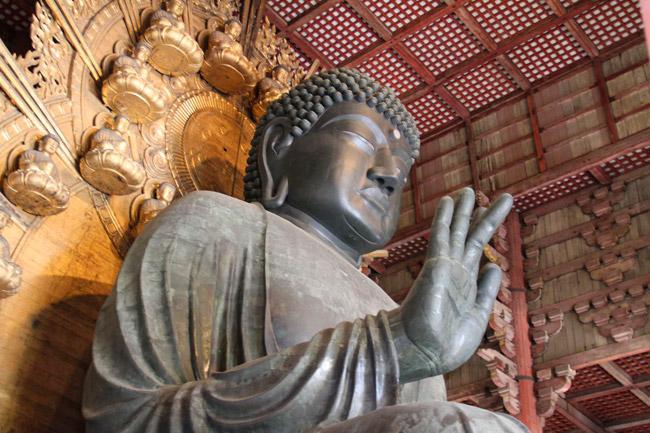 Grand bouddha du Todai-ji