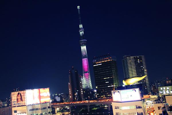 Asakusa de nuit